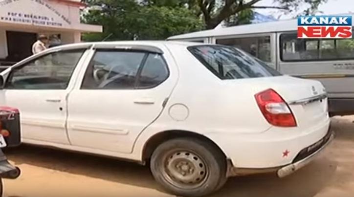 Car theft racket