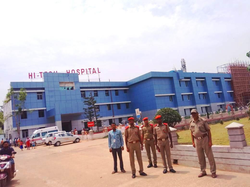 Hitech hospital
