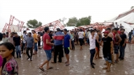 Rajasthan tent collapse