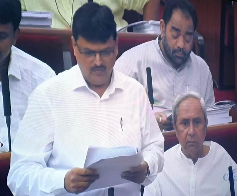 odisha budget