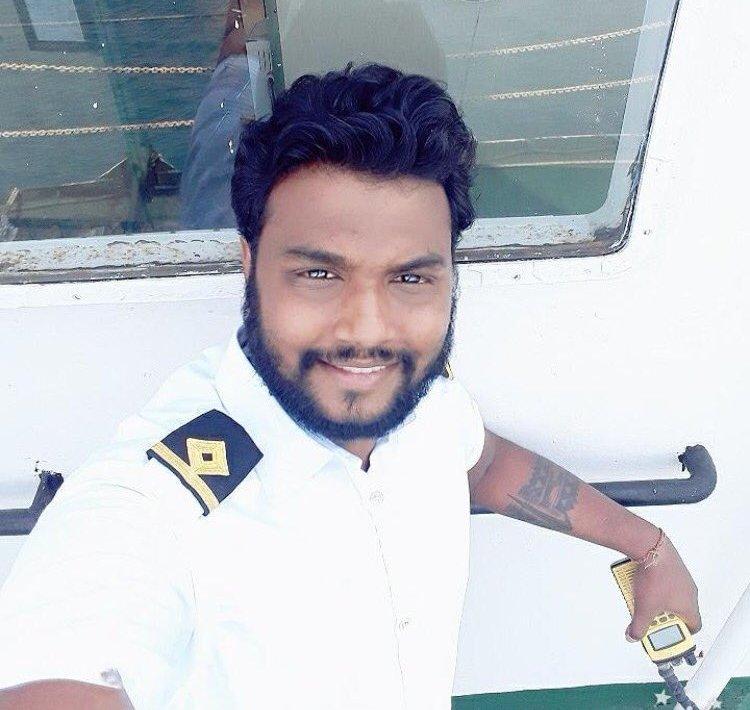 sudeep chaudhary-odia sailor
