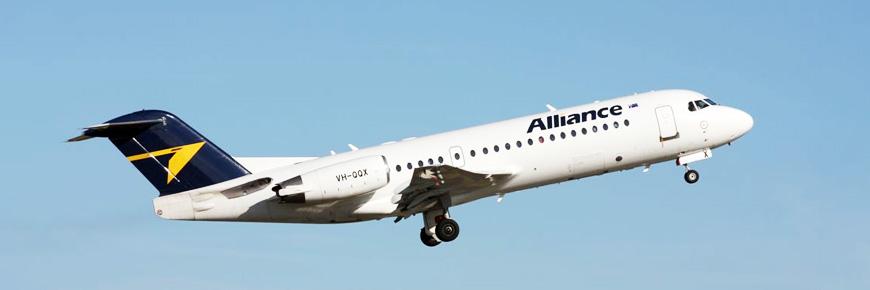 Air Alliance Flight