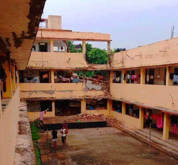 Bam university girls hostel