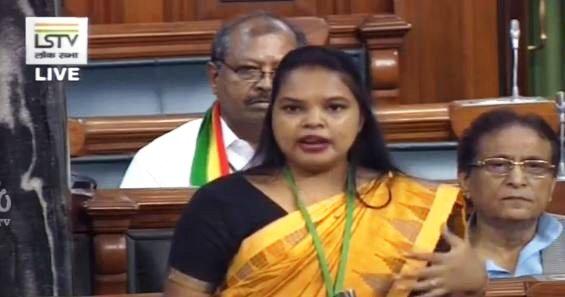 Chandrani Murmu