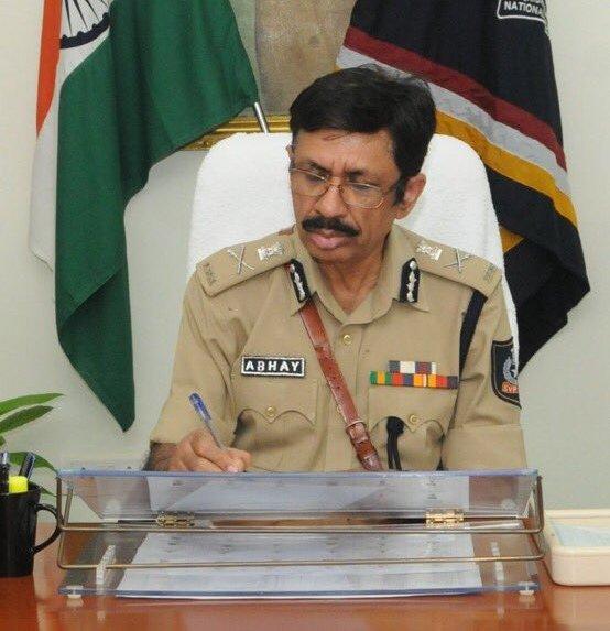 Odisha IPS Abhay Dir of Police Academy | OdishaSunTimes com
