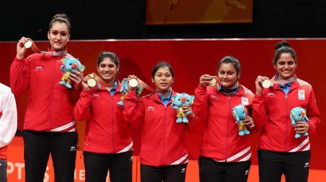 Indian women TT