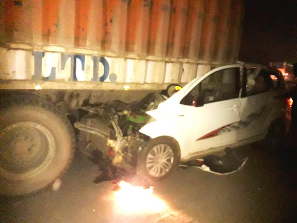 Kolkata accident