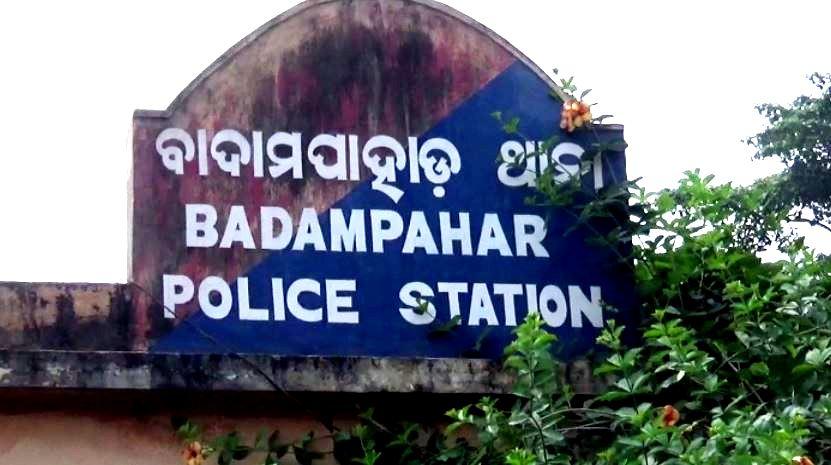 badampahar police station