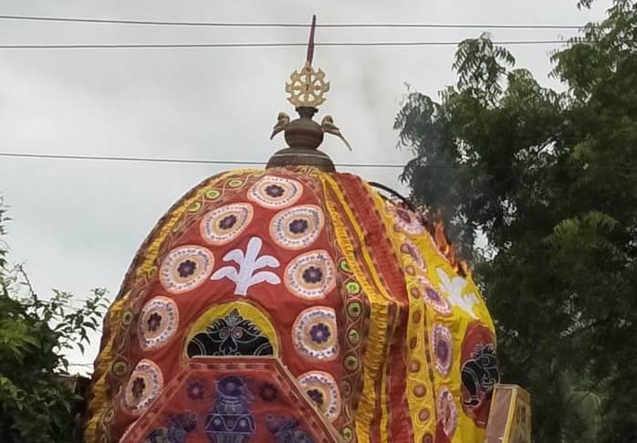 jajpur rath fire