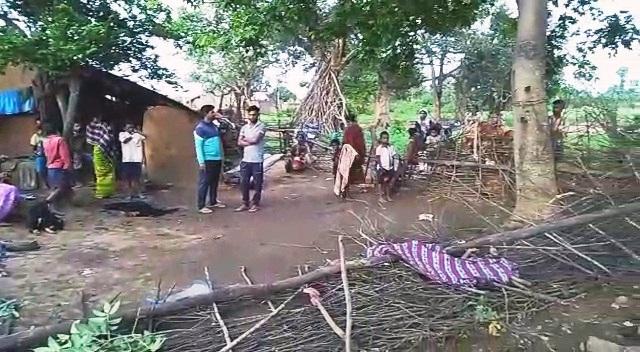keonjhar elephnat attack