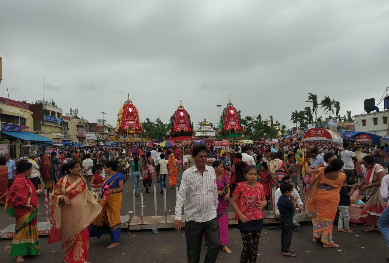 ratha jatra crowd