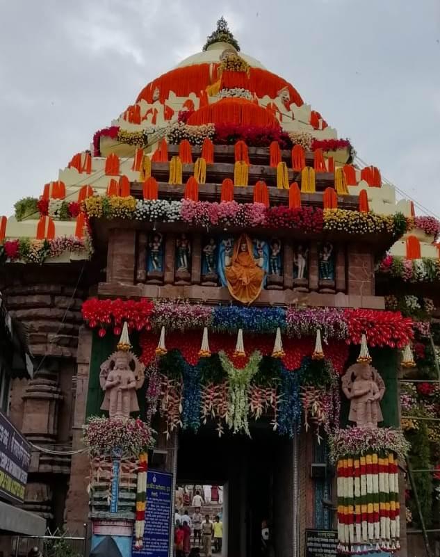 ratha jatra decoration1