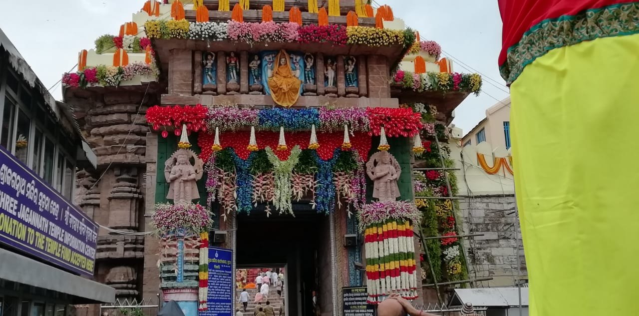 ratha jatra decoration3