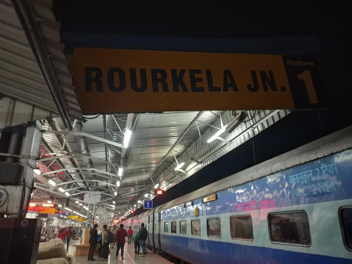rourkela station