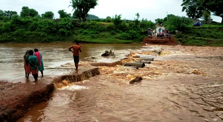Kalyansinghpur bridge