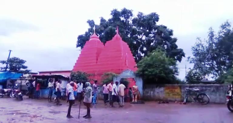 Kalahandi temple loot