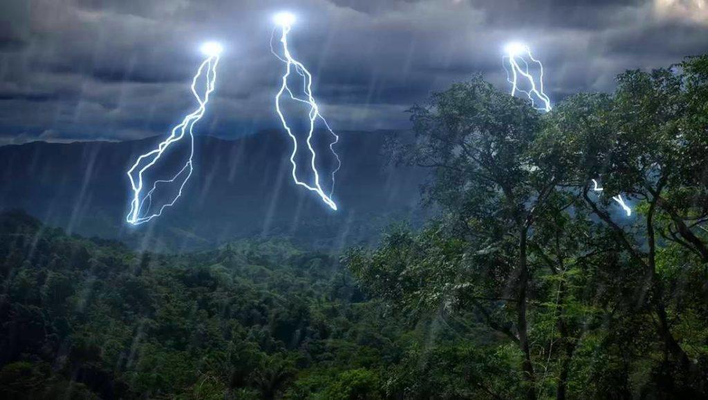 Thundershower And Lightning Alert For Three Odisha