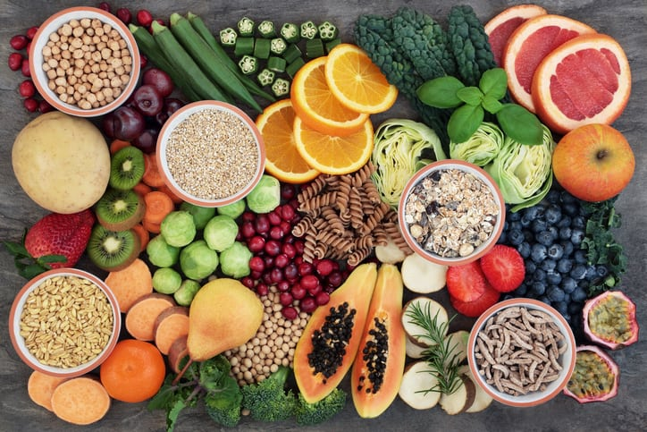 Plant-Based Foods Boost Heart Health