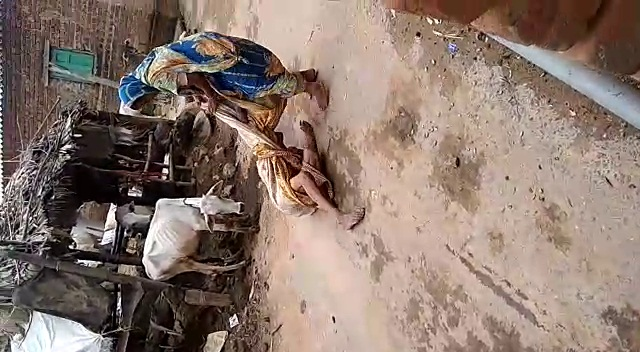 woman tortures mother-in-law