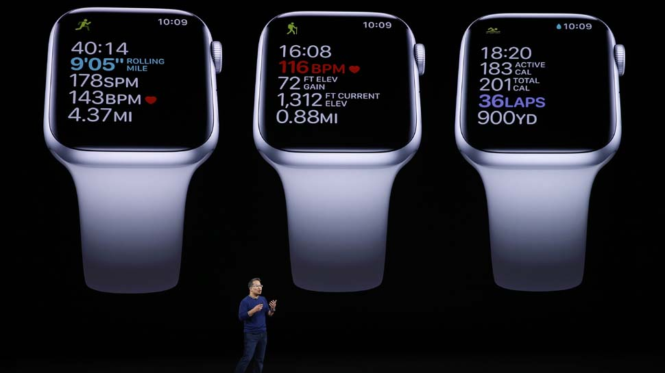 Apple launches Watch Series 5 with always-on display