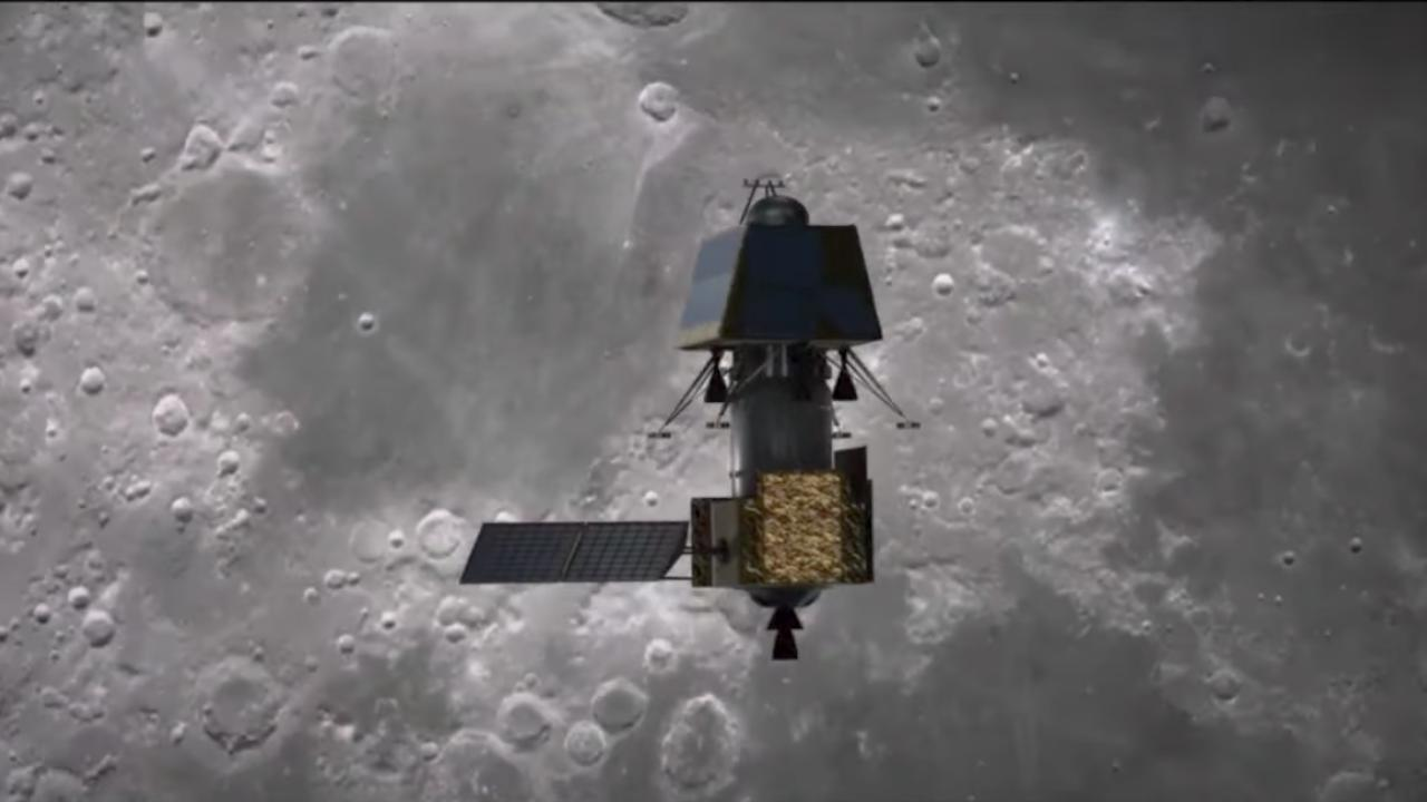 Fourth lunar bound orbit maneuver for Chandrayaan-2 performed successfully: ISRO
