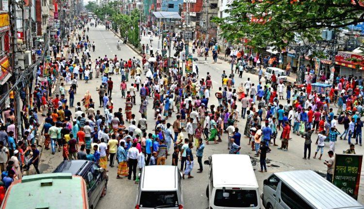 Bangladesh riot