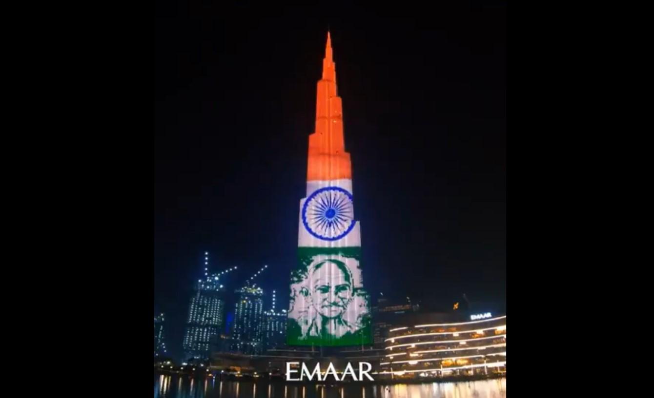 Bapu in Dubai