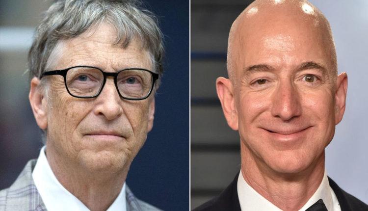 Bill-gates-and-Jeff-Bezos