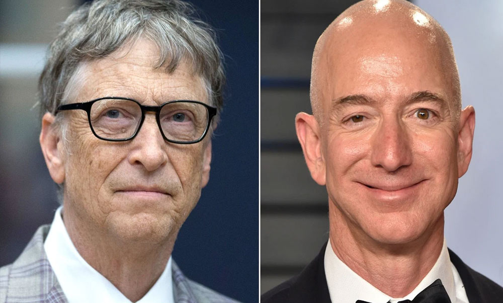 Image result for Jeff Bezos regains top spot as the world's richest man.