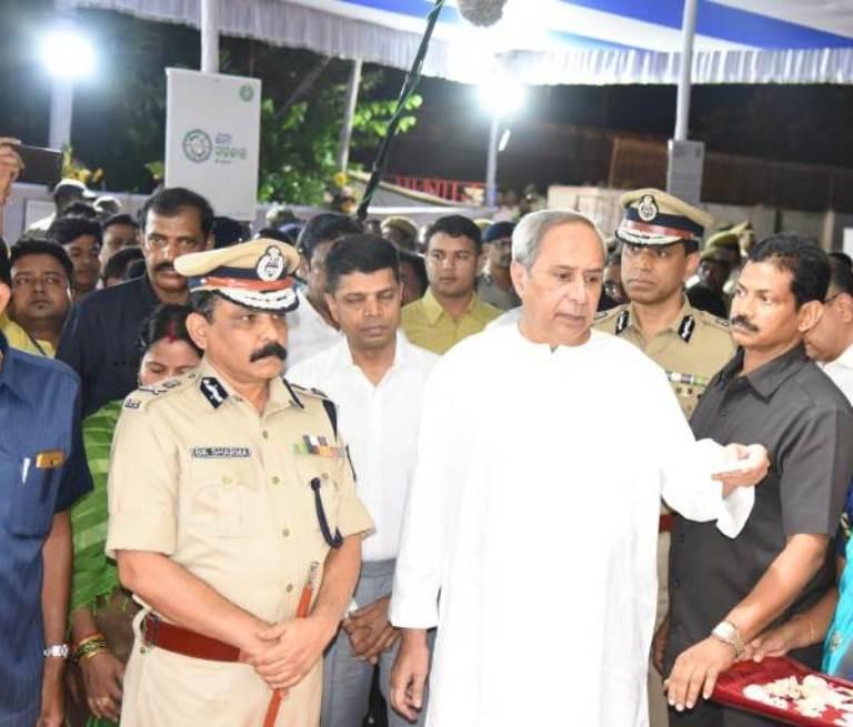 CM Naveen_Mo Sarkar