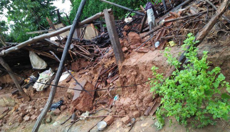 Keonjhar wall collapse