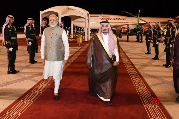 India-Saudi-agreement