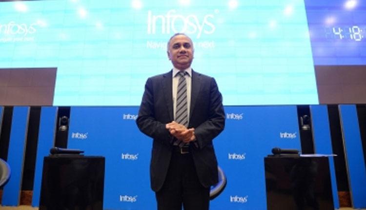 Infosys-CEO