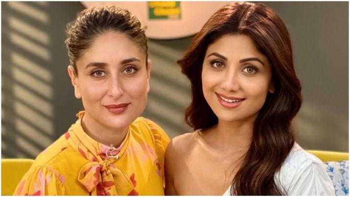 Shilpa and Kareena