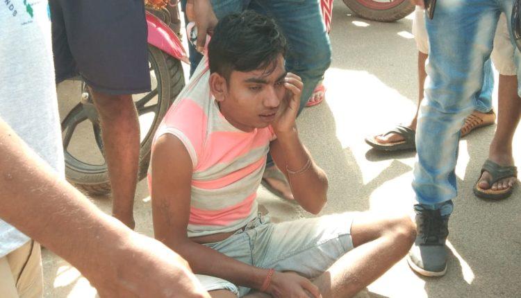 youth beaten up
