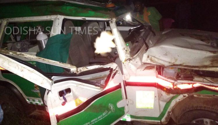 ambulance accident