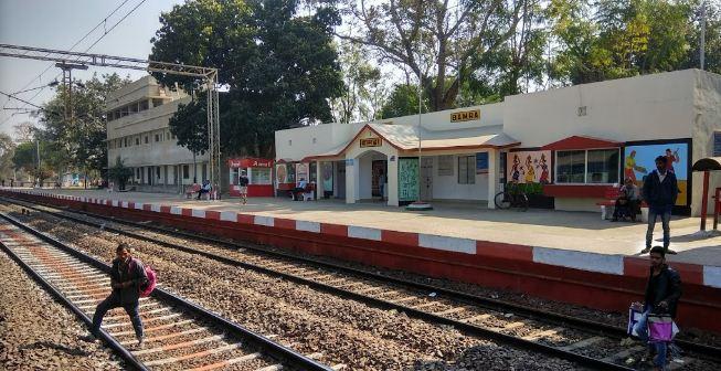 bamra railway station