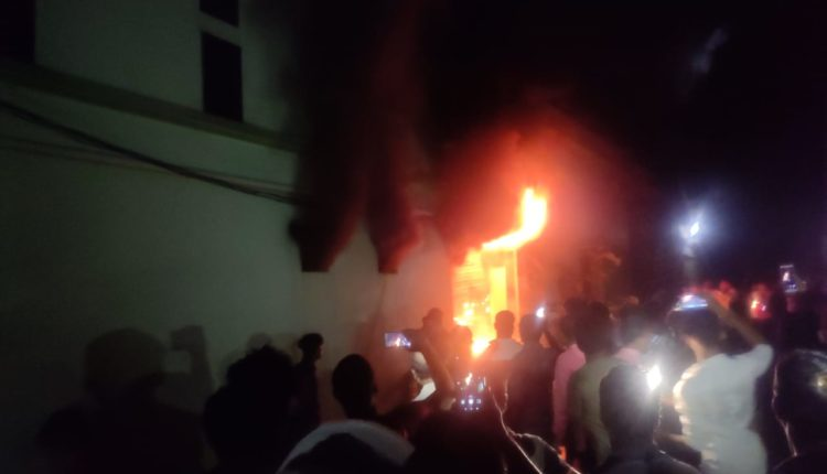 bhuban fire