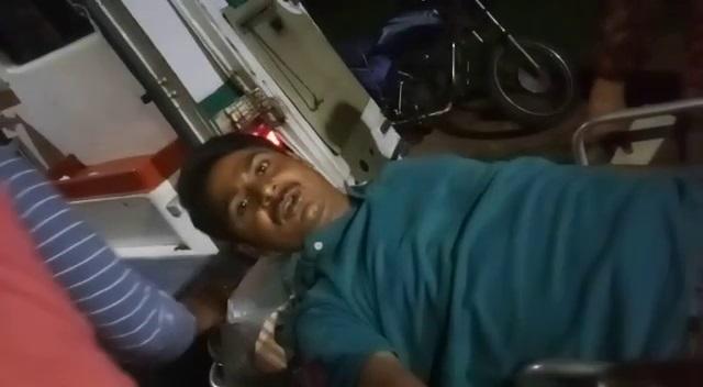 gajapati journalist attack