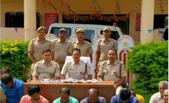 gamblers arrest