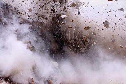 grenade blast in anantnag