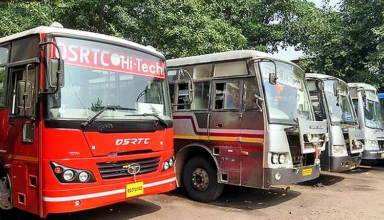 osrtc buses