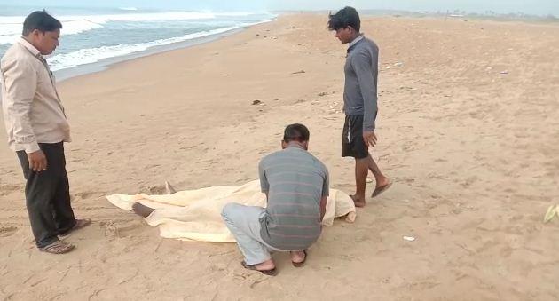 paradip rescue