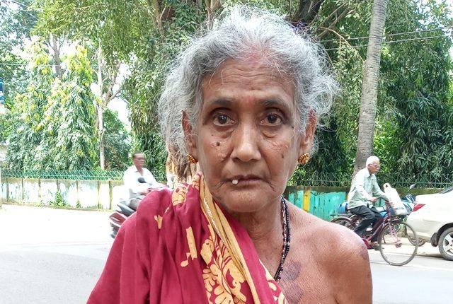 phulbani elderly woman