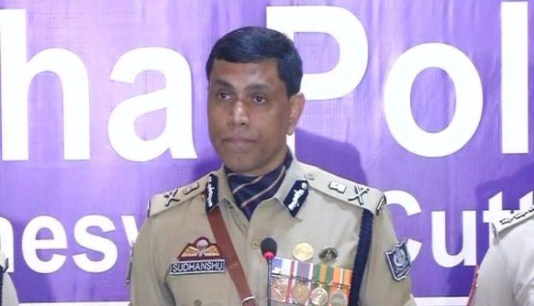 police commissioner sudhansu sarangi