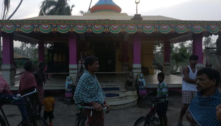 puri temple loot