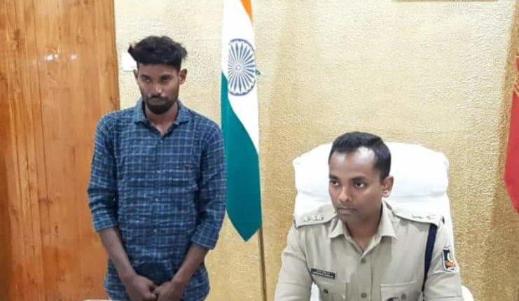 rayagada arrest