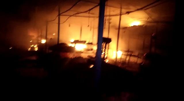sambalpur fire mishap