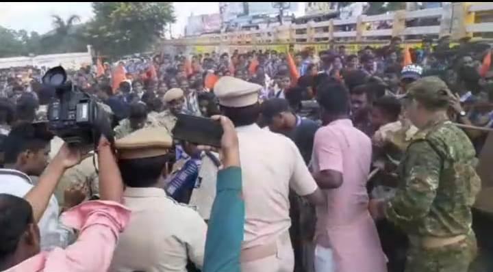 sambalpur protest