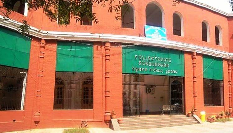 sundargarh collectorate
